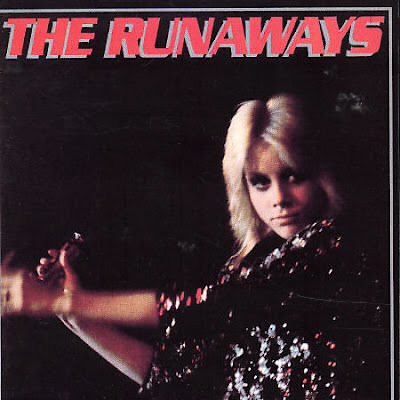 Cover Album of The Runaways - The Runaways (1976)