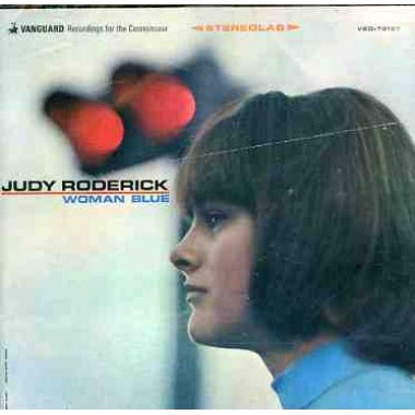 Judy Roderick - Woman Blue (1965)