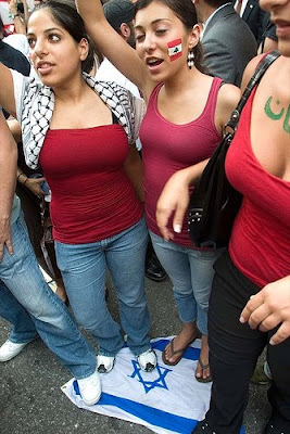 بنات اسرائيل بنات اسرائيليات