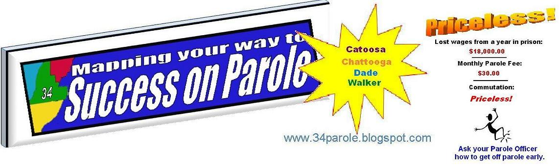 Mapping Your Way to Success on Parole