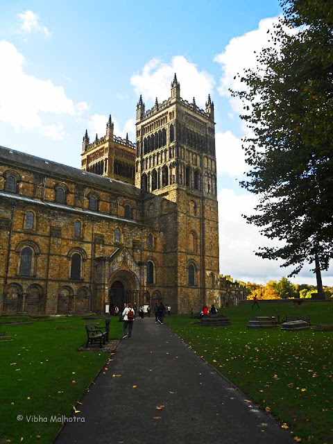 The Western Towers of Durham Cathedral