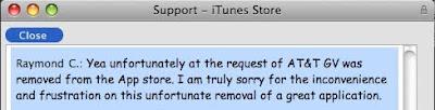 Apple Response