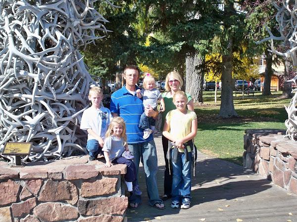 Jackson Hole Trip October 2008