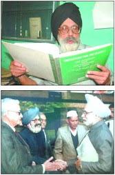 Comrade Parduman Singh