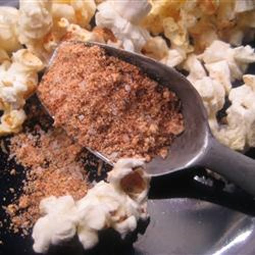 Cajun Spiced Popcorn