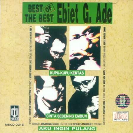 Listen Ebiet G Ade Full Album Mp3 download - Best of The
