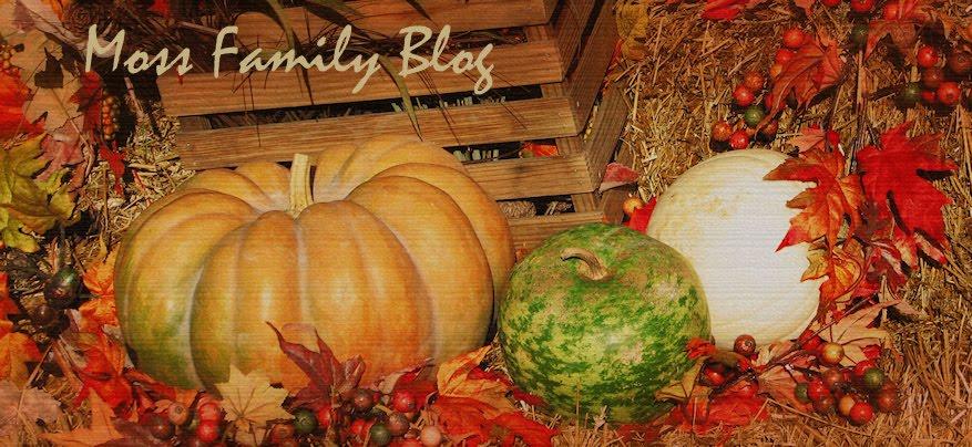Moss Family Blog