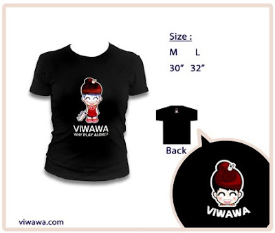Viwawa Female T-Shirt