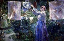 spring clothesline