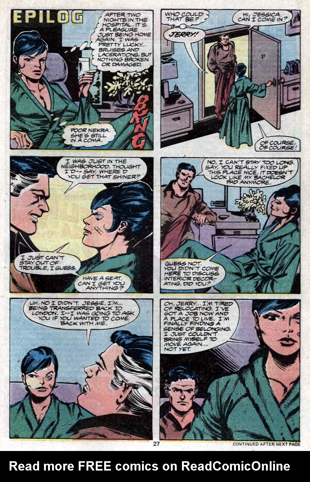 Spider-Woman (1978) Issue #16 #16 - English 19