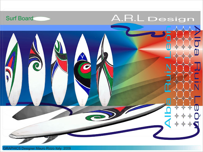 Alba surf board designs
