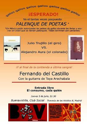 Palenque de poetas