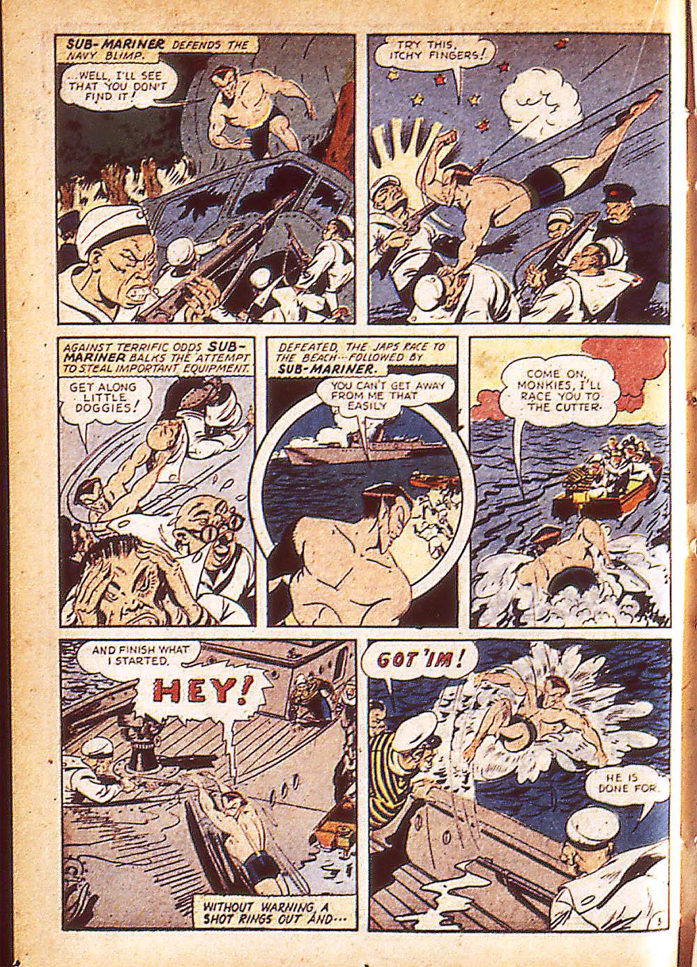 Sub-Mariner Comics Issue #8 #8 - English 27