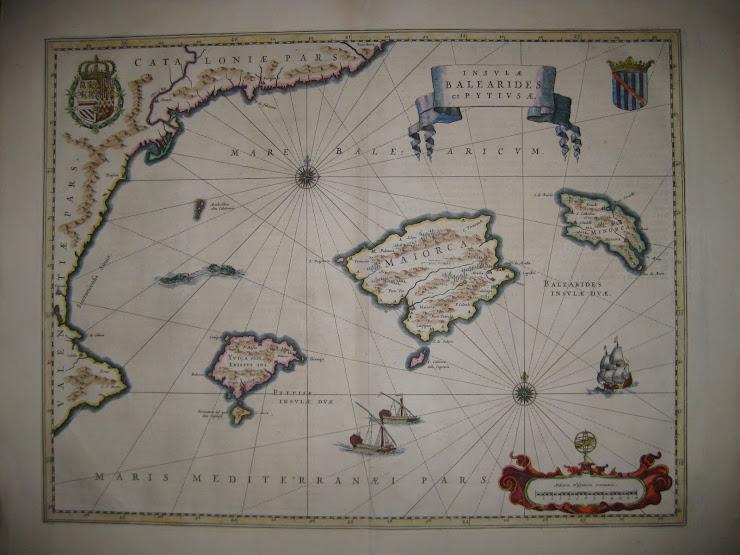 """""""Insulae Balearides et Pytiusae"""""""