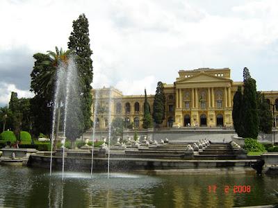 Museu do Ipiranga em São Paulo - free picture by Emilio Pechini