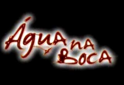 Logo de Água na Boca - Divulgação BAND