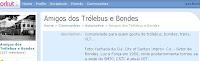 Clique aqui para visitar a Comunidade Amigos dos Trólebus e Bondes no Orkut (necessário ter login no Orkut