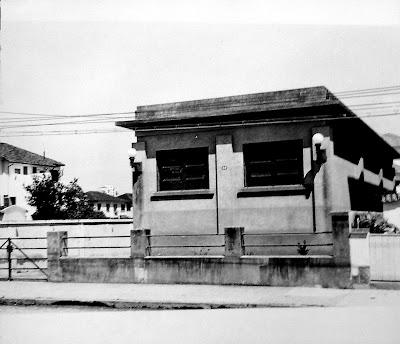 1950 - Subestação Capinzal da Cia City - Alimentação dos bondes - Foto do Arquivo do Livro de Patrimônio da City