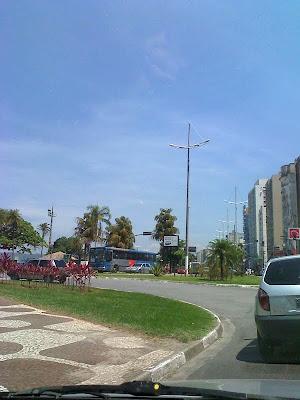Santos - SP - Brasil - Foto de Emilio Pechini em 19/11/2009 - 11:28