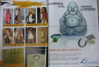 Escoge: ¿extrema delgadez o verte como el Buda del otro lado?