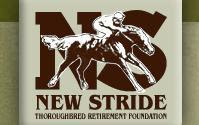 New Stride Thoroughbred Retirement Foundation