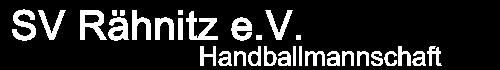 SV Rähnitz e.V. - Handballverein