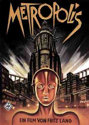 oppression and control in metropolis a film by fritz lang Greenblatt's theory of new historicism promulgates the notion that texts are  contingent upon the values, contexts and perspectives of their period and  compos.