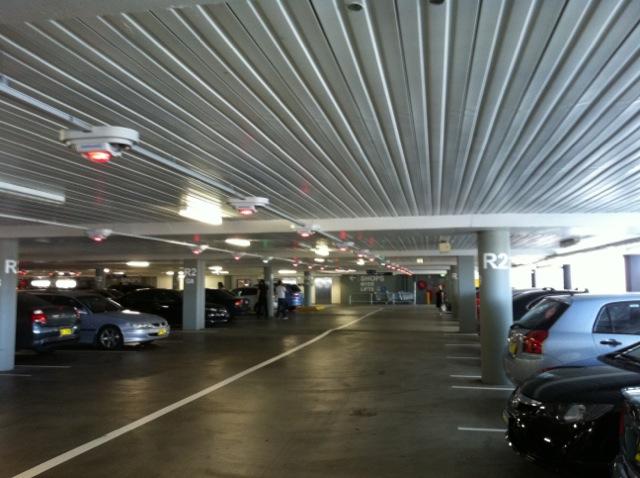 geek diva parking lot build lights. Black Bedroom Furniture Sets. Home Design Ideas