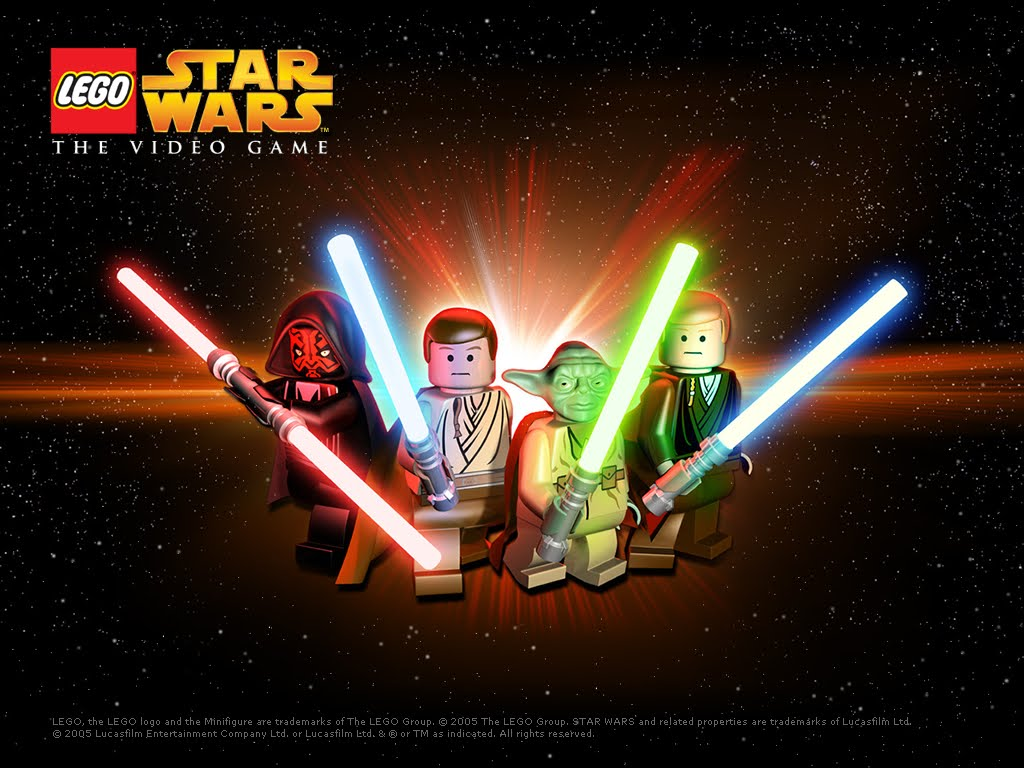 lego star wars the game Website to make Game Own with Easy