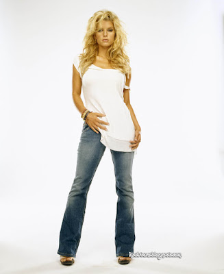 jessica simpson photo shoot