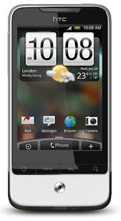 MWC 2010: HTC Legend y Desire con Sense