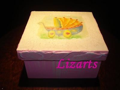 caixa de bebê
