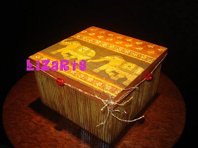 caixa indiana