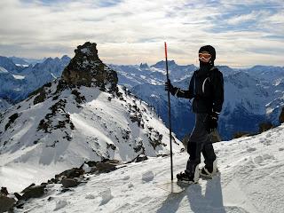 snowboarding in Méribel, Les 3 Vallées