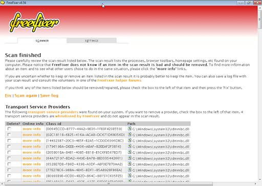 FreeFixer 0.61