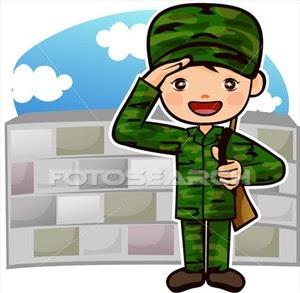 Un bon petit soldat