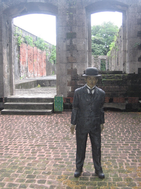 jose rizal in frankfurt