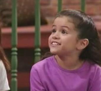 Selena Gomez Barney on Ahy Miren Que Ni  Ita Mas Dulce Es Selena Gomez   Estaba En Barney