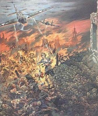 Segunda Guerra Mundial: Bombardeo de Dresden Dresden2