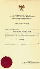 Pendaftaran Muay Thai Amatur Perak