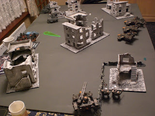 Imperial Guard Game 1