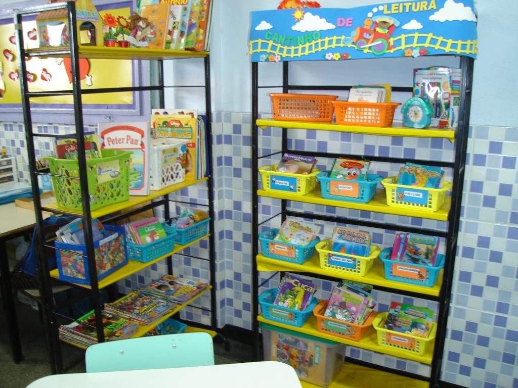decoracao sala de leitura na escola:6ª CRE_DESAFIOS – PSE – NSEC 06: Organização da Sala de Aula