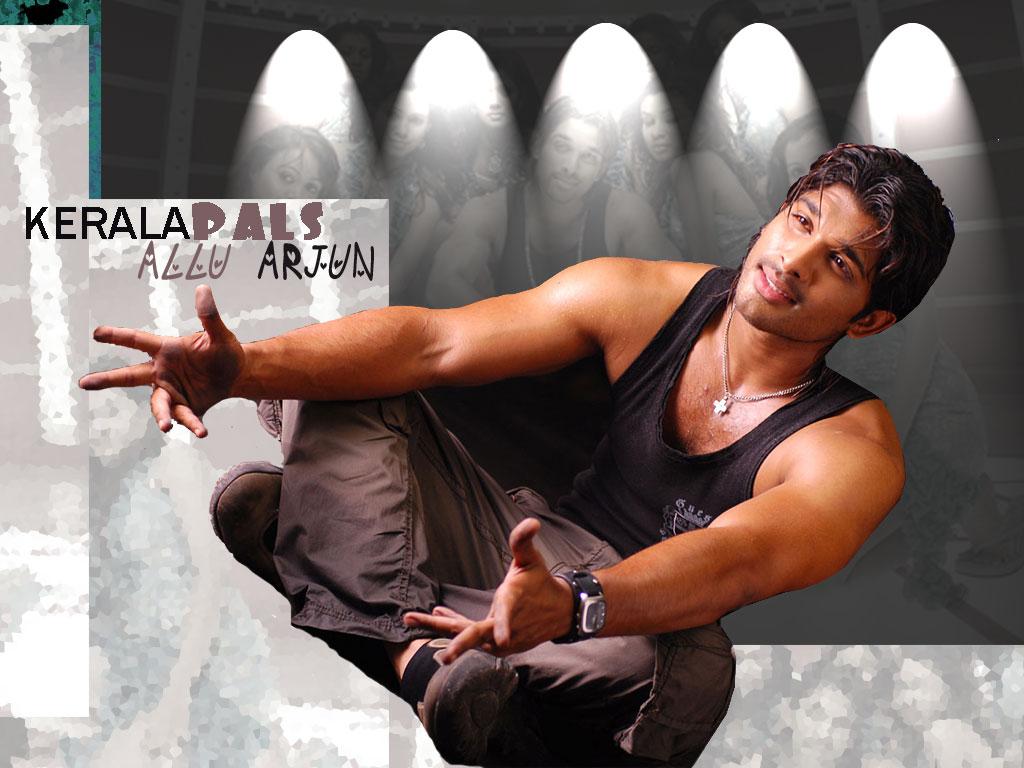 Allu Arjun (born 8 April 1983) (Telugu: అల్లు అర్జున్),