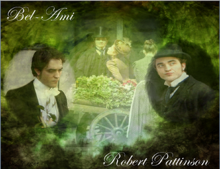 Bel Ami Movie Fan Art