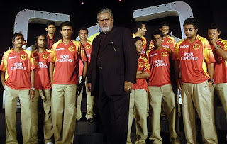 Bangalore Royal Challengers IPL, cricket, Cricket news, DLF IPL News, indian cricket, Indian Cricket New Jersey, Indian Premiere League, IPL, IPL 2009, IPL2, RCB