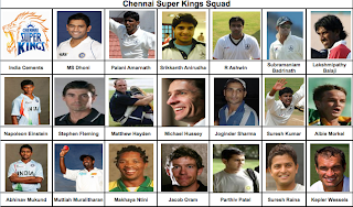 Chennai Superkings IPL, cricket, Cricket news, DLF IPL News, indian cricket, IPL, IPL 2009, IPL2