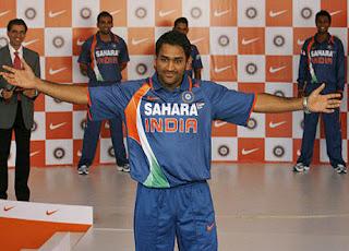 Indian Cricket New Jersey, Cricket news, DLF IPL News, indian cricket, Indian Premiere League, IPL, IPL 2009,