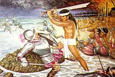 "Mactan Chieftain ""Lapu Lapu"" -Our Foremost Hero"
