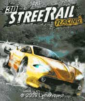 3d street rail racing picture