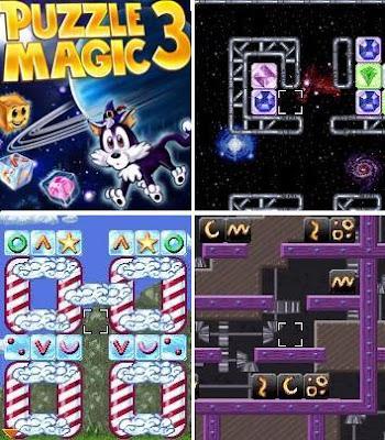 Puzzle Magic 3 screnshoot